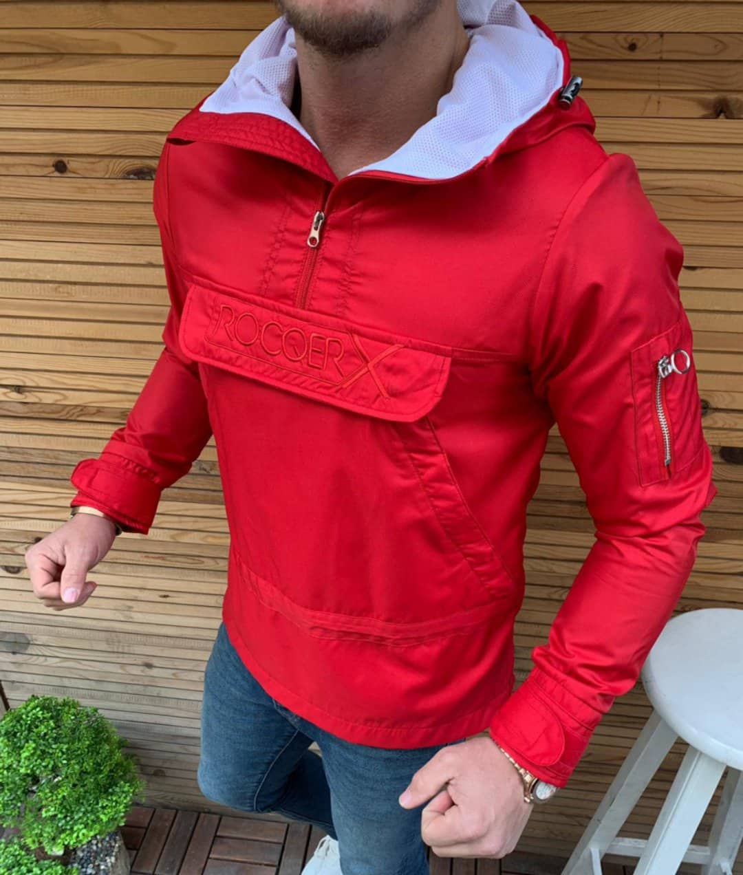 Jacket Turkish Rouge (L,XXL,S)